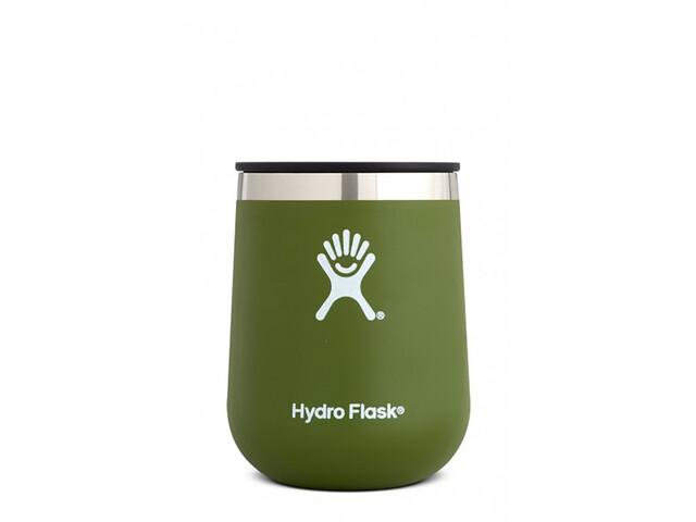 Hydro Flask Gobelet à vin 295ml, olive